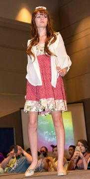 Photo: Ivan Aburto (SacAnime Summer 2014's Japanese Fashion ('J-Fashion') Runway Fashion Show