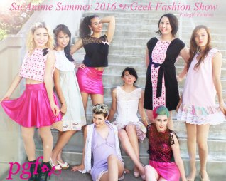SacAnime Summer 2016 Geek Fashion Show